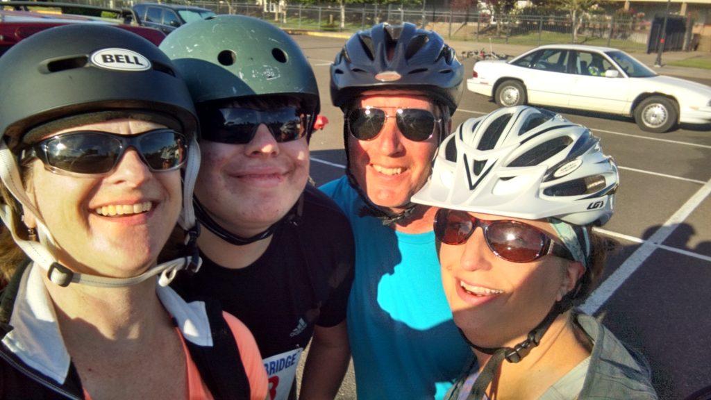 Pre Ride Selfie... CBBT